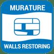 WALLS-RESTORING
