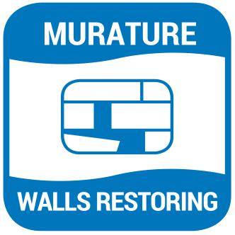 WALLS RESTORING