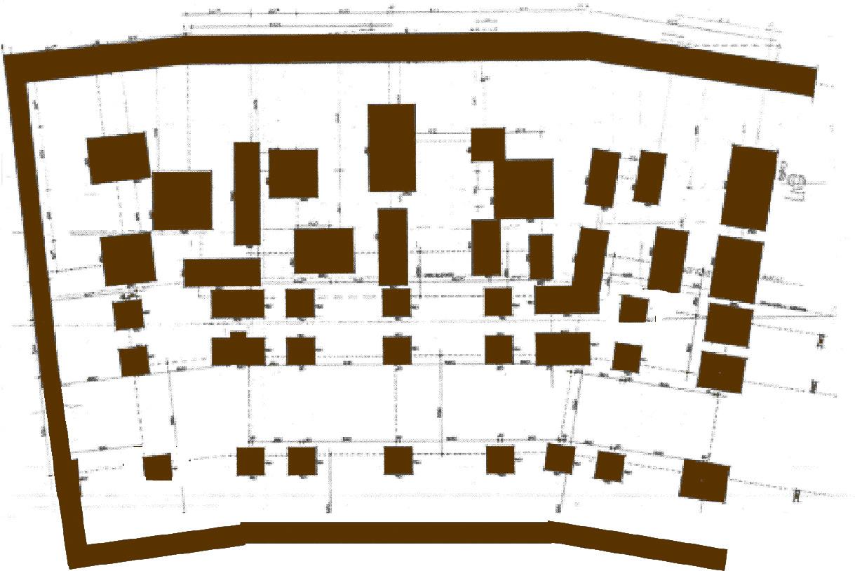 Planimetria zona intervento